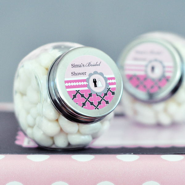 Wholesale Wedding Favors Party By Event Blossom Personalized Candy Jars
