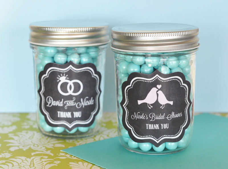 wholesale wedding favors party favors by event blossom chalkboard wedding personalized mini. Black Bedroom Furniture Sets. Home Design Ideas