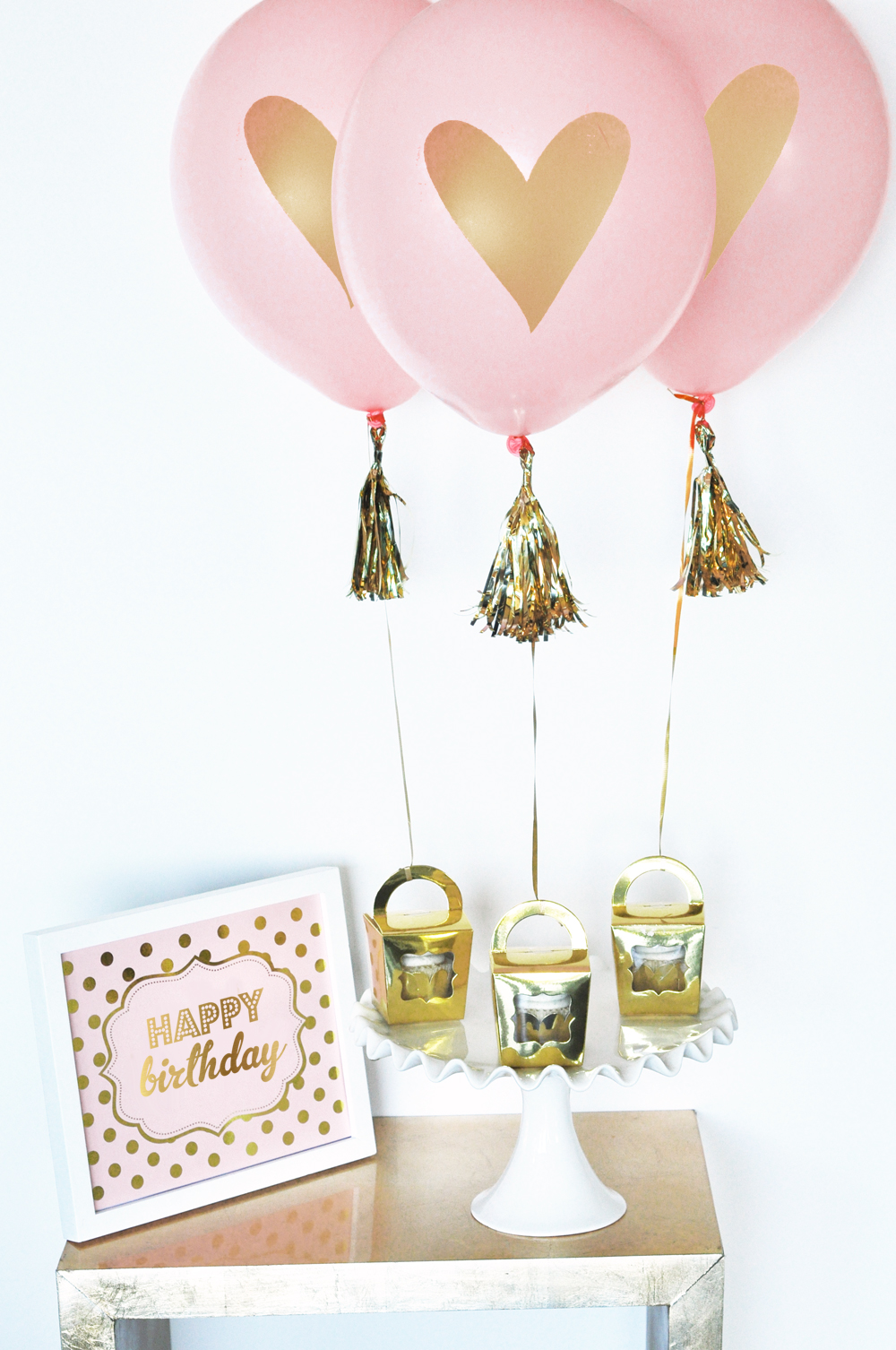 Wholesale Wedding Favors, Party Favors, by Event Blossom Gold HEART ...