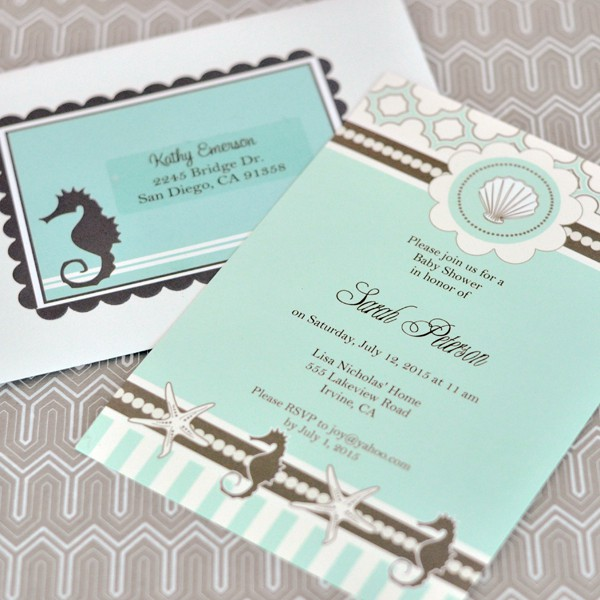 Wholesale Wedding Favors Party Favors by Event Blossom Beach – Beach Themed Party Invitations