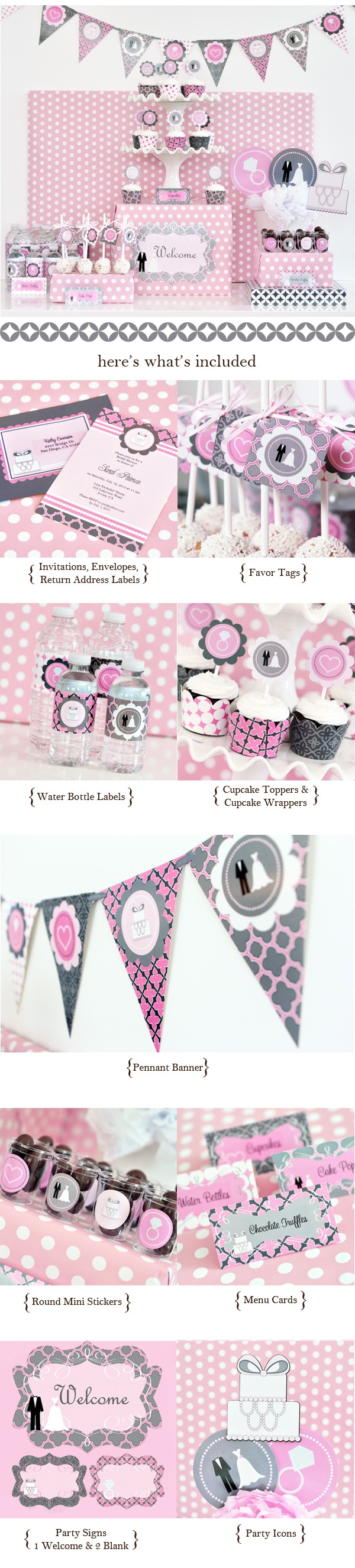 Wholesale Wedding Favors, Party Favors, by Event Blossom Wedding ...